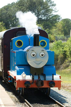 Thomas the Tank Engine is Coming to Town!