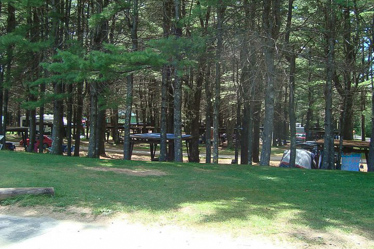 Eastern Slope Camping Area Camp Site