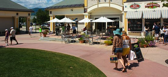 Settlers Green Outlet Village Plus