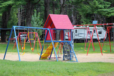 Eastern Slope Camping Area Playground