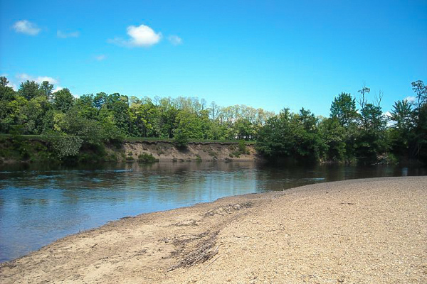 Eastern Slope Camping Area - River Sports