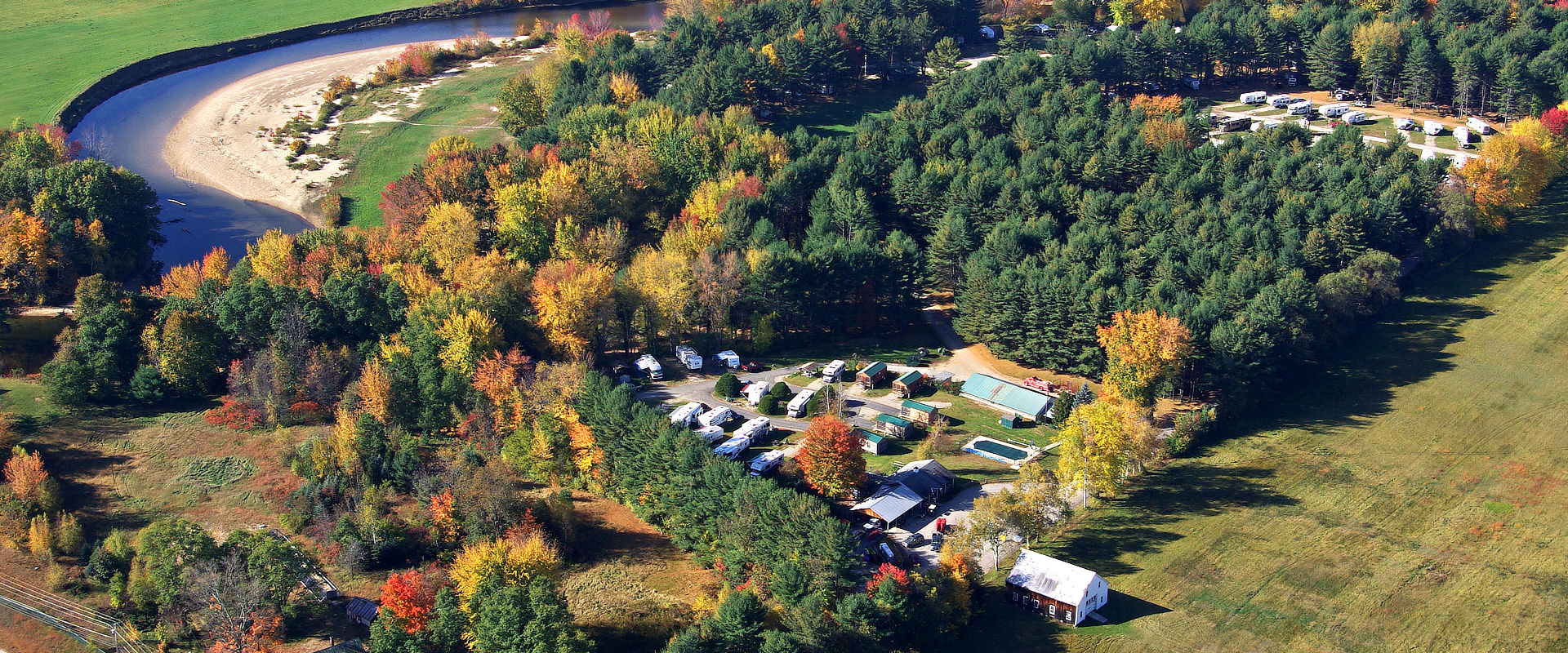 Eastern Slope Camping Area - A Campground in the North ...